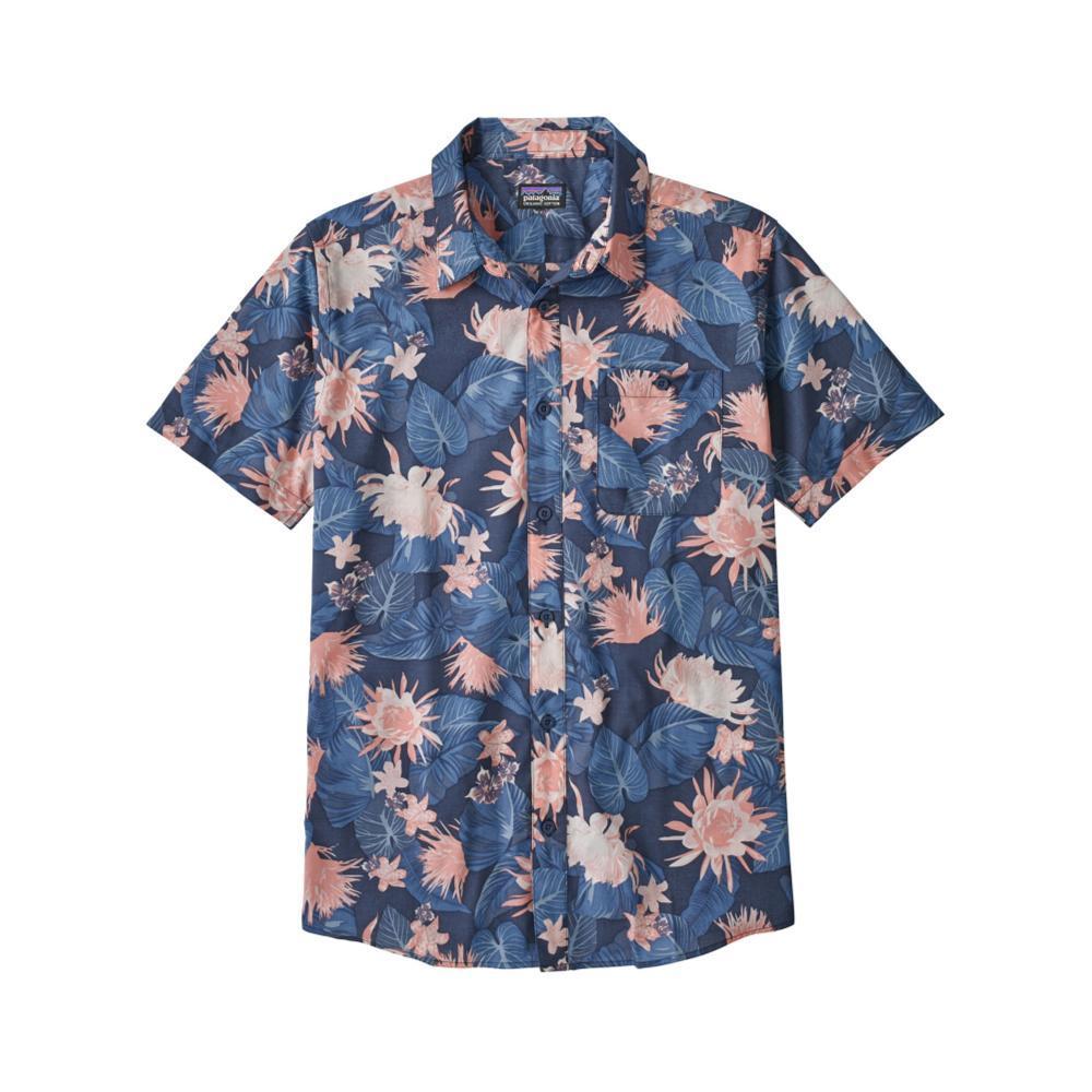 Patagonia Men's Go To Short Sleeve Shirt YODO_BLUE