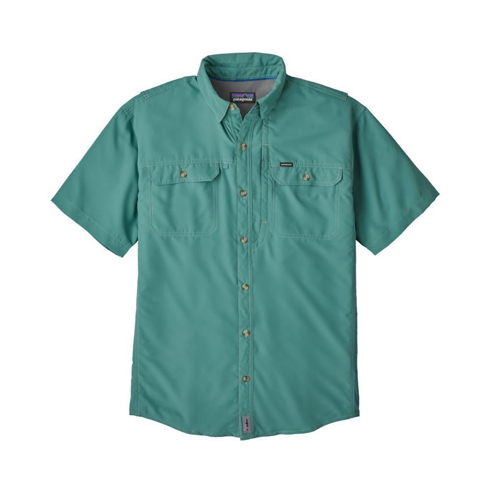 Patagonia Men's Sol Patrol II Short Sleeve Shirt BRYG_GREEN