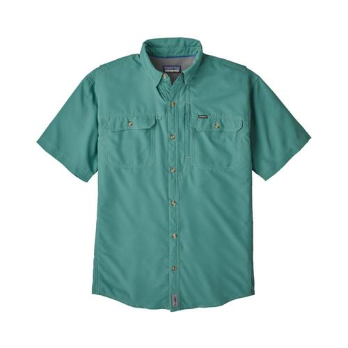 Patagonia Men's Sol Patrol II Short Sleeve Shirt
