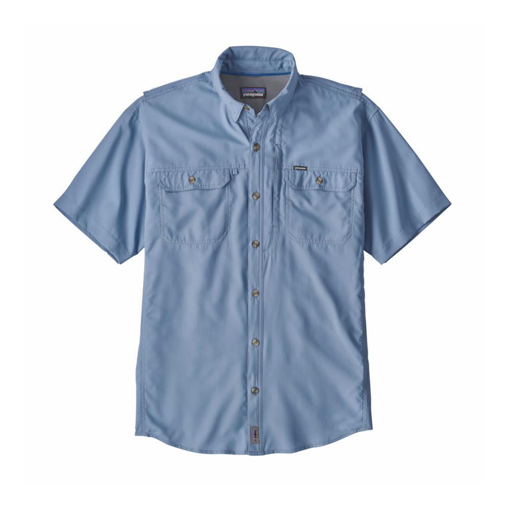 Patagonia Men's Sol Patrol II Short Sleeve Shirt RBE_BLUE