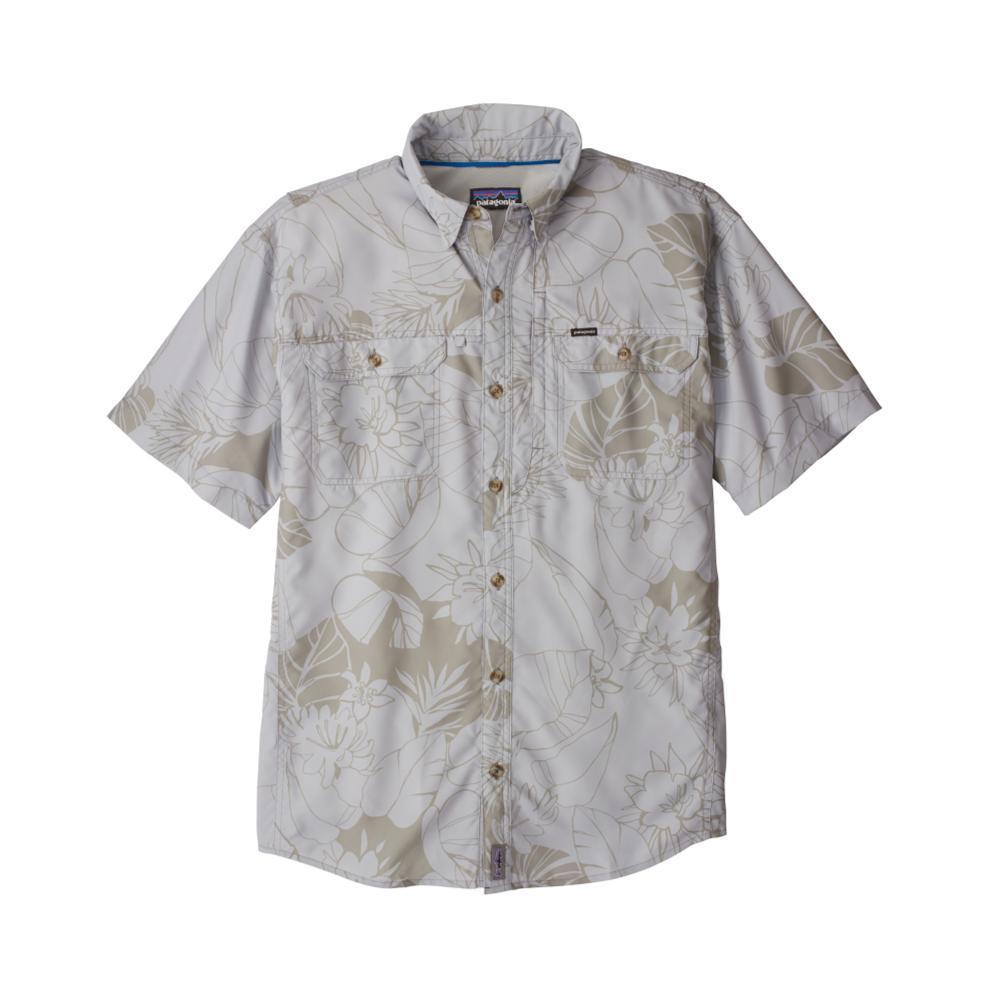 Patagonia Men's Sol Patrol II Short Sleeve Shirt VFTA_GREY
