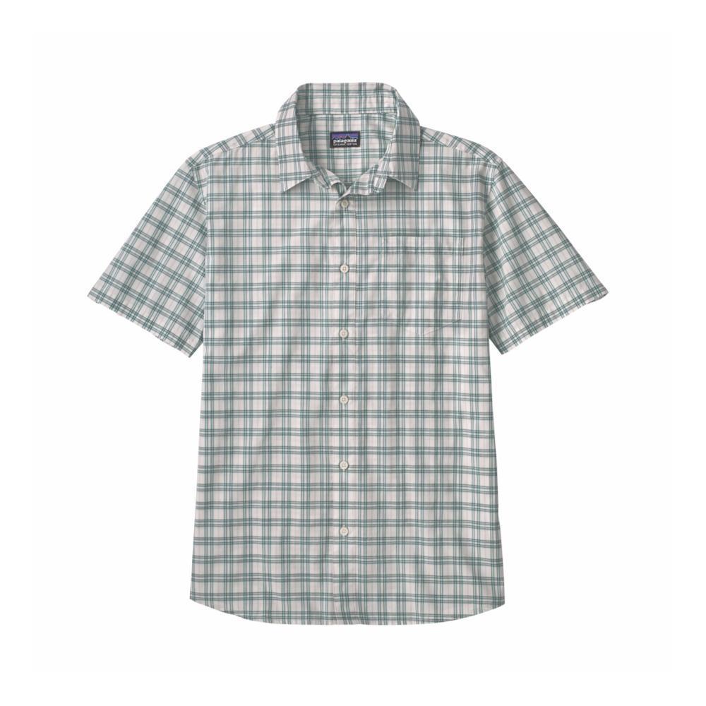 Patagonia Men's Fezzman Short Sleeve Shirt UPBE_GREEN