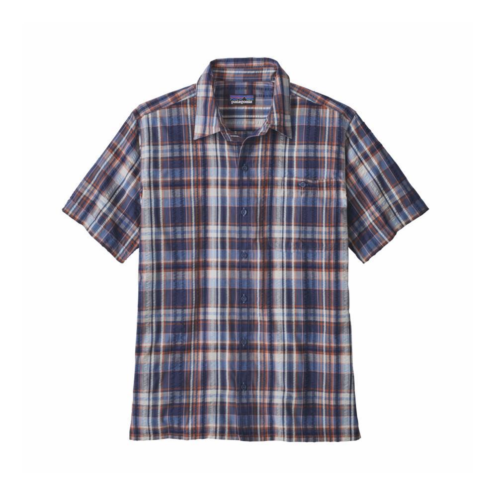 Patagonia Men's Puckerware Short Sleeve Shirt