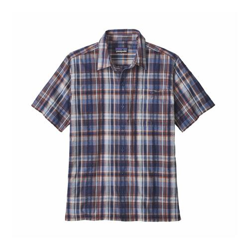 Patagonia Men's Puckerware Short Sleeve Shirt
