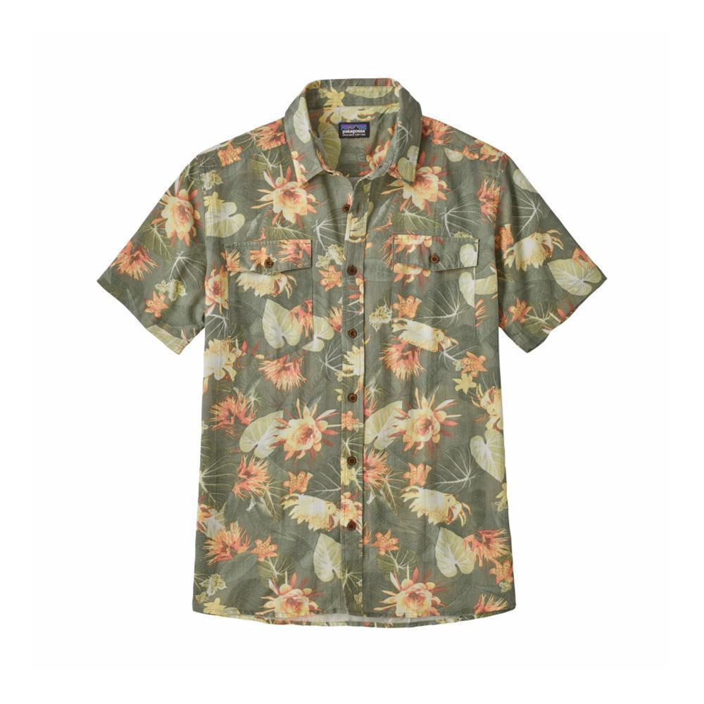 Patagonia Men's Streersman Short Sleeve Shirt YOND_SAGE