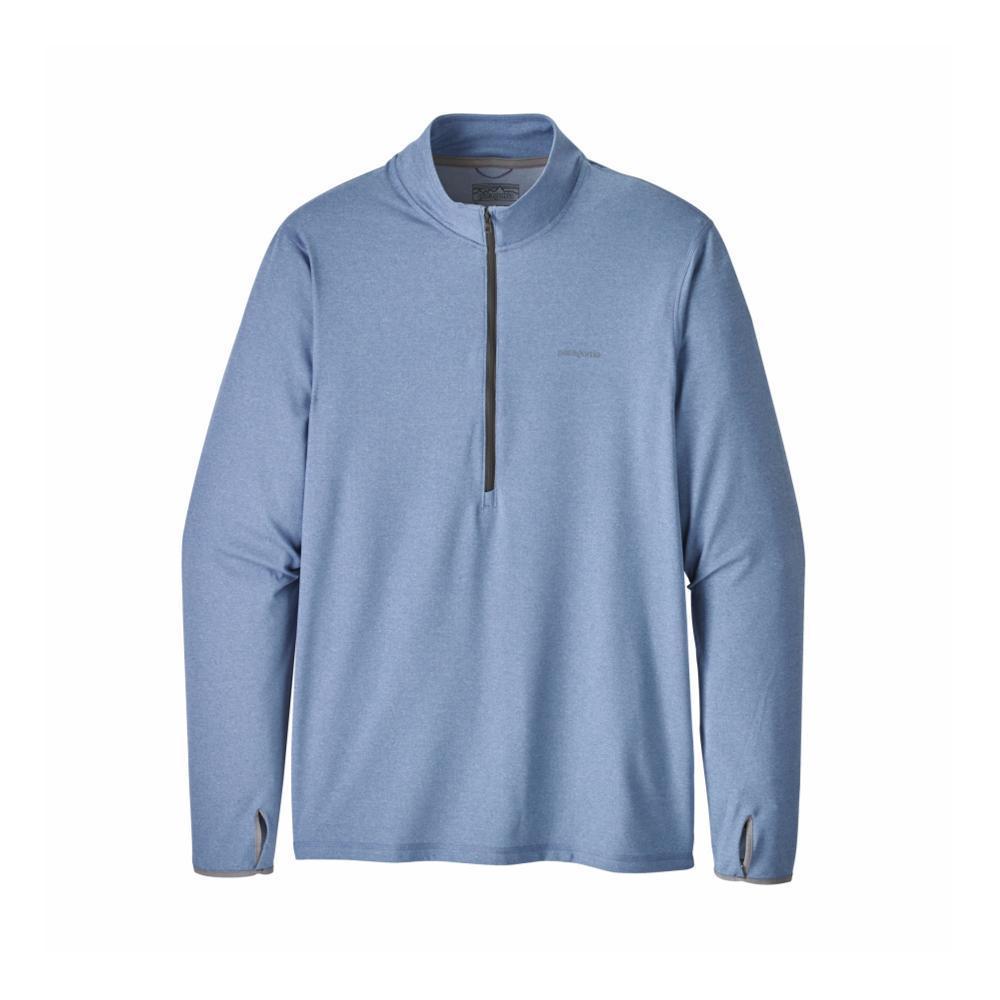 Patagonia Men's Tropic Comfort 1/4 Zip RBE_BLUE