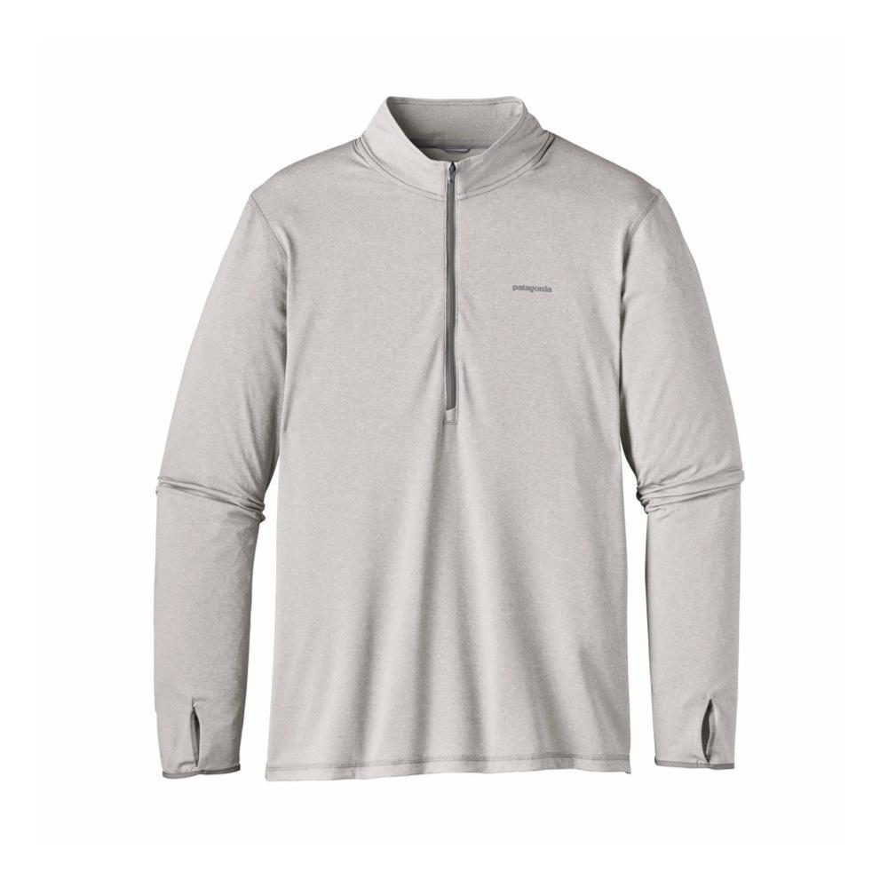Patagonia Men's Tropic Comfort 1/4 Zip TGY_GREY