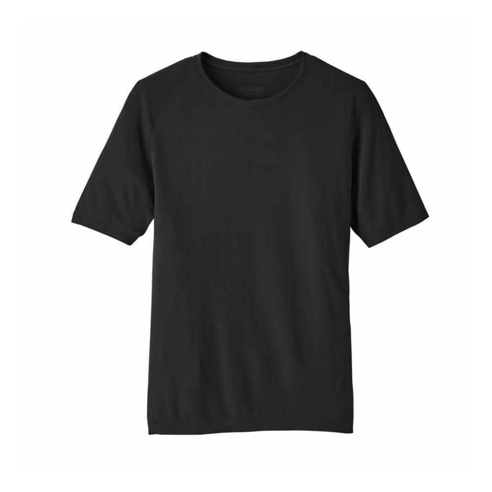 Patagonia Men's Short-Sleeved Slope Runner Shirt BLK_BLACK