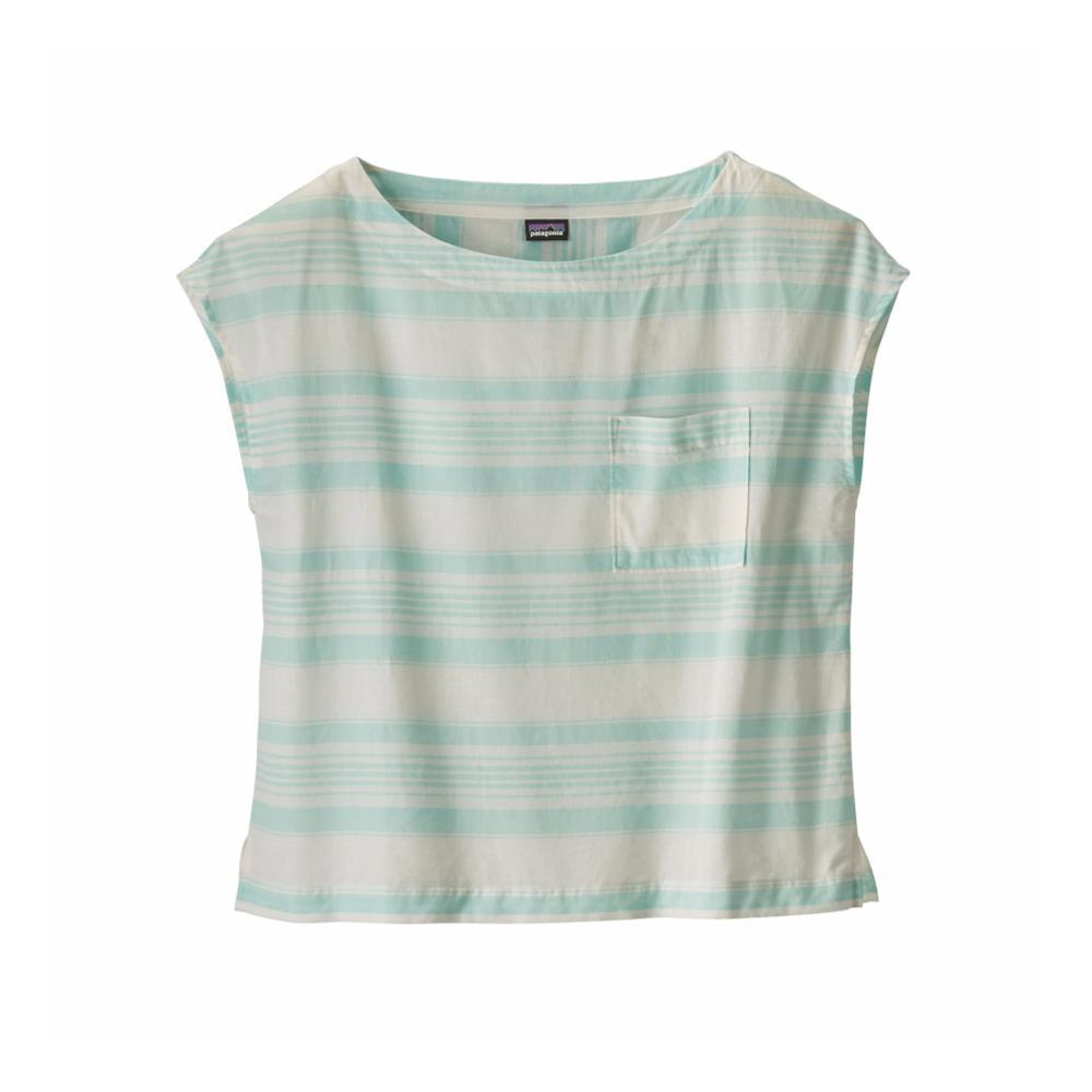 Patagonia Women's Lightweight A/C Tee GSBE_BLUE