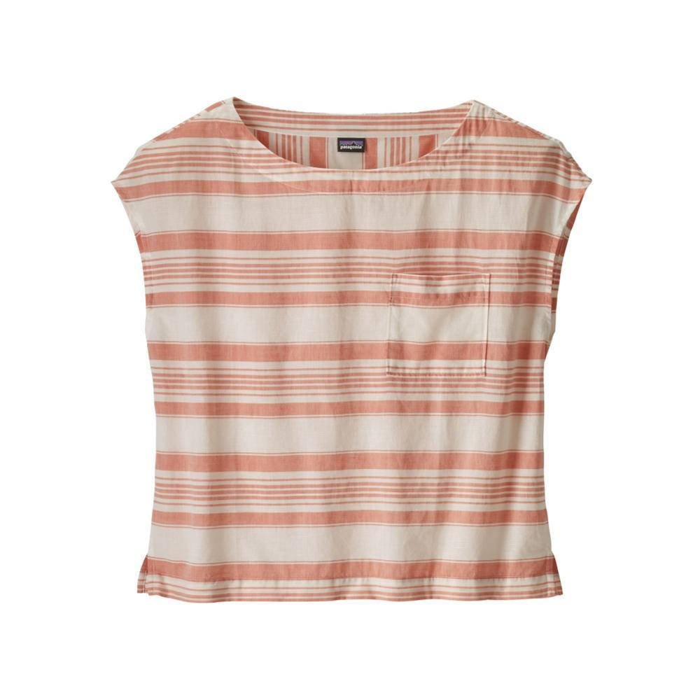 Patagonia Women's Lightweight A/C Tee GSQC_CORAL