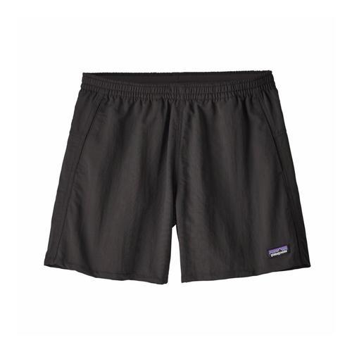 Patagonia Women's Baggies Shorts - 5in Blk_black