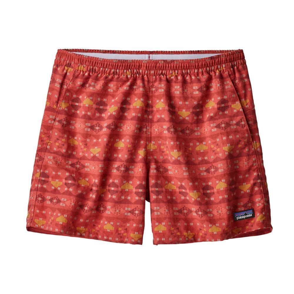 Patagonia Women's Baggies Shorts - 5in RVSR_RED