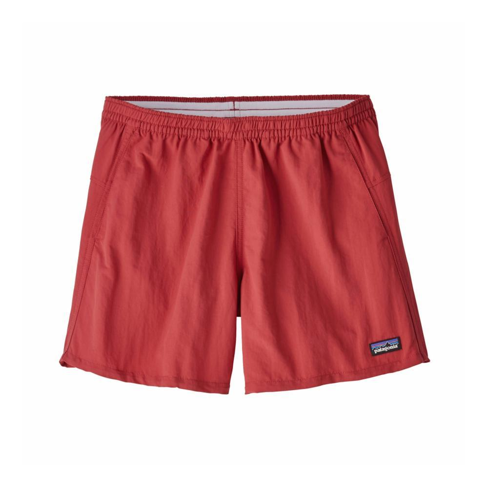 Patagonia Women's Baggies Shorts - 5in STTR_RED