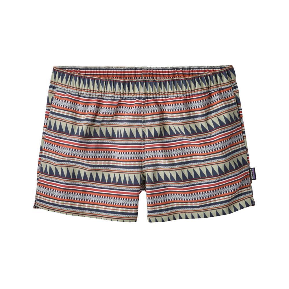 Patagonia Women's Barely Baggies Shorts - 2.5in BESD_SAGE