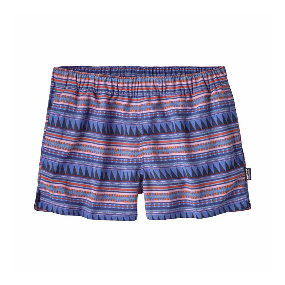 Patagonia Women's Barely Baggies Shorts - 2.5in BSIM_BLUE