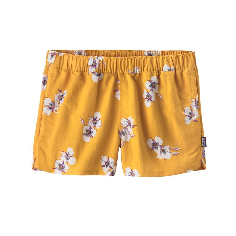 Patagonia Women's Barely Baggies Shorts - 2.5in MALR_YELLO