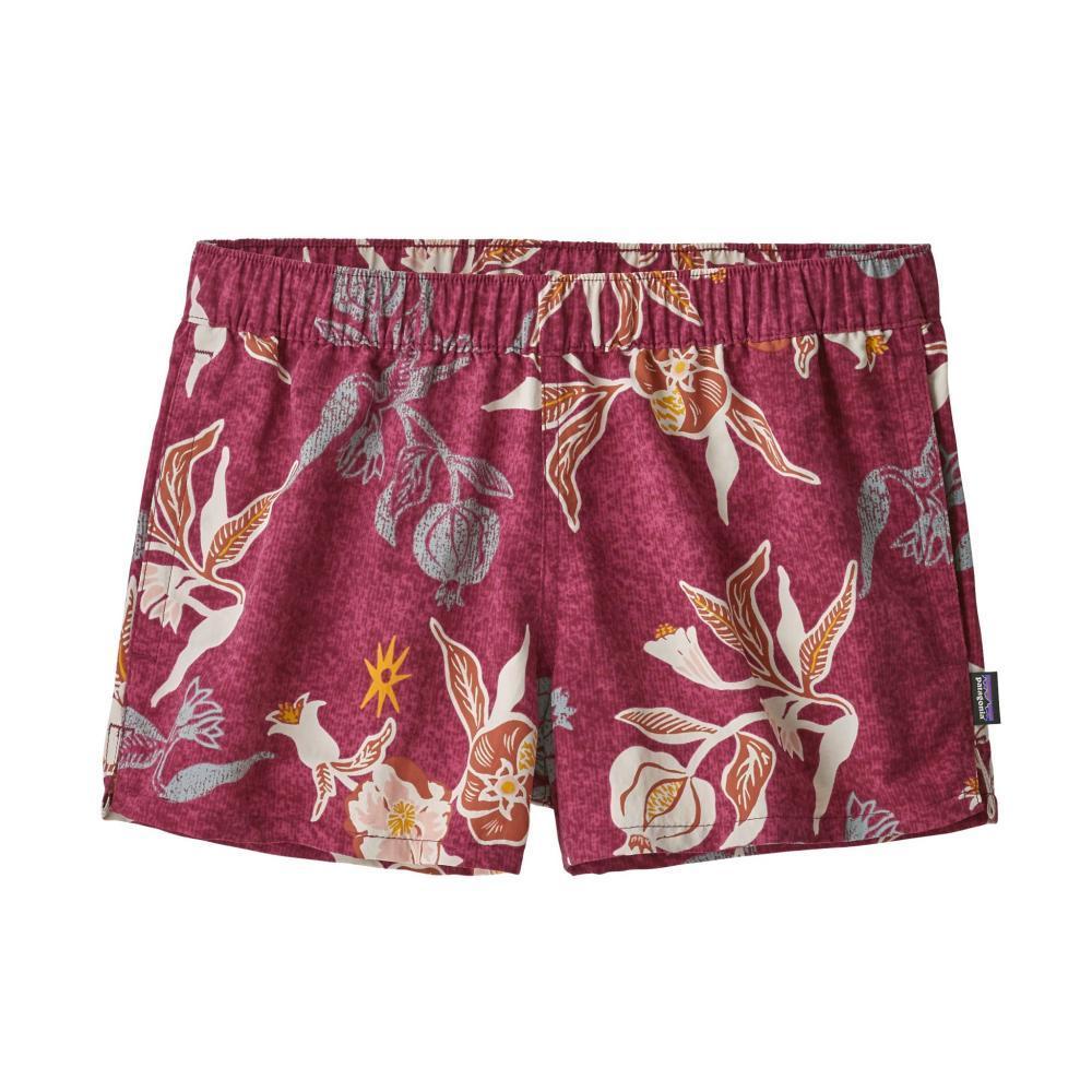 Patagonia Women's Barely Baggies Shorts - 2.5in POAR_RED