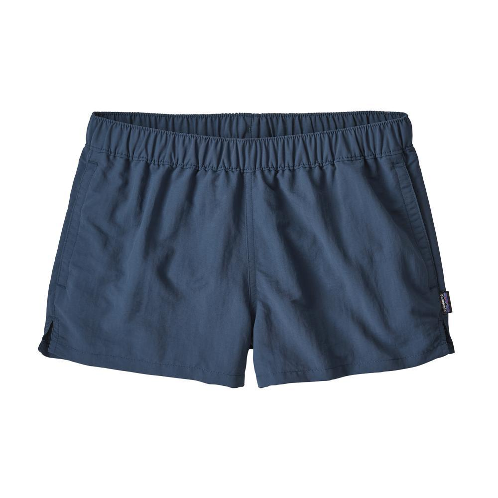 Patagonia Women's Barely Baggies Shorts - 2.5in SNBL_BLUE
