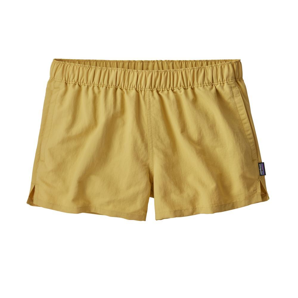 Patagonia Women's Barely Baggies Shorts - 2.5in SUYE_YELLW