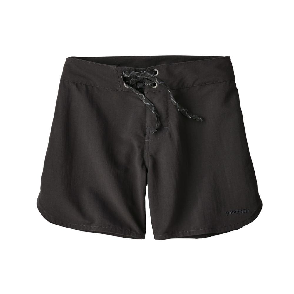 Patagonia Women's Wavefarer Boardshorts - 5in BLK_BLACK