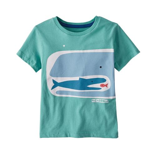 Patagonia Infant Baby Graphic Organic T-Shirt