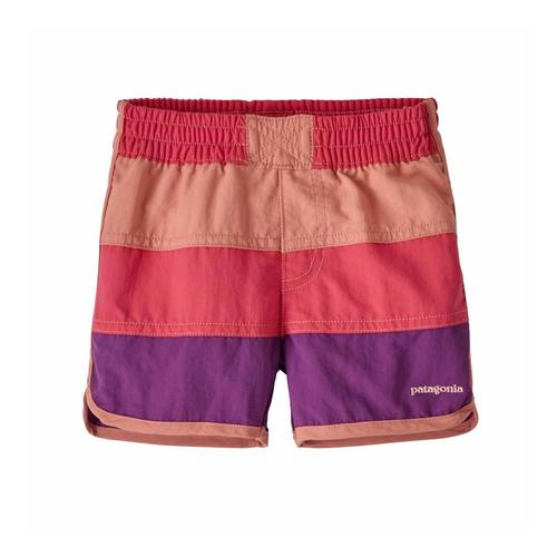 Patagonia Infant Baby Boardshorts Pink_srap