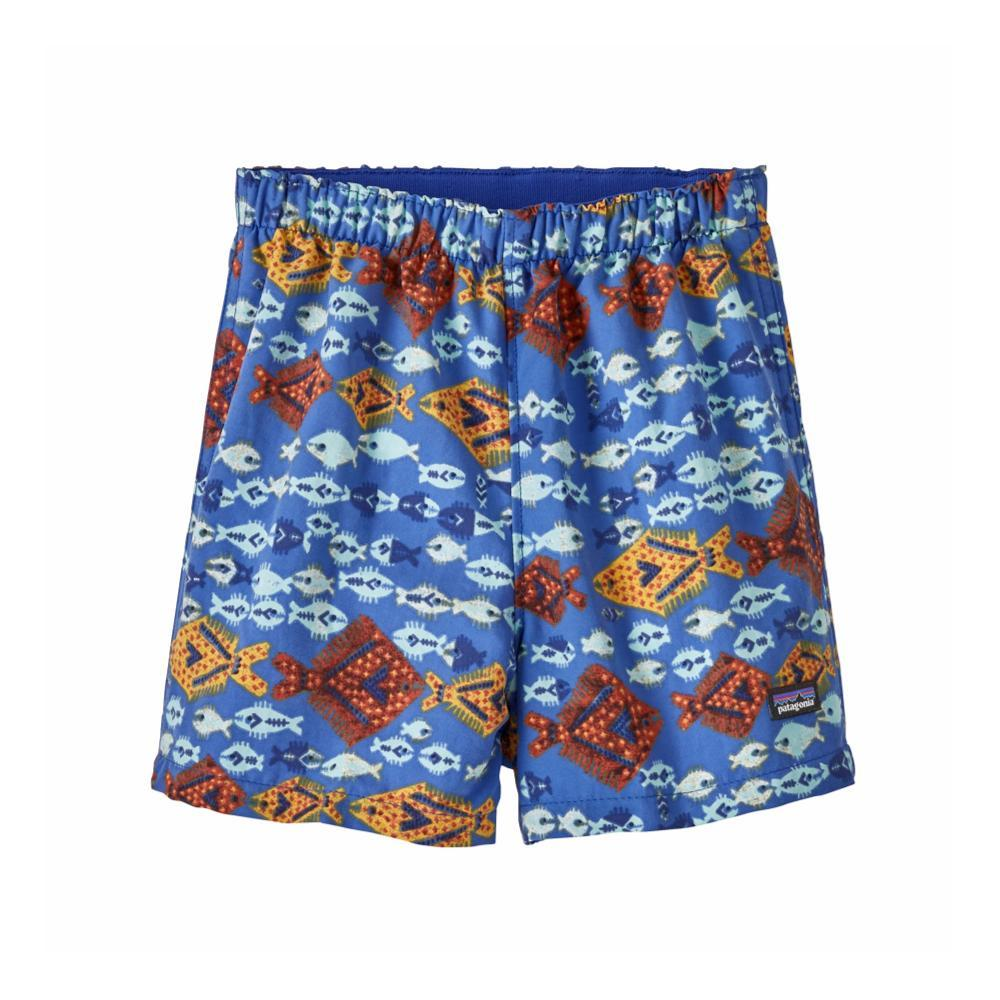 Patagonia Infant Baby Baggies Shorts BLUE_DOIB