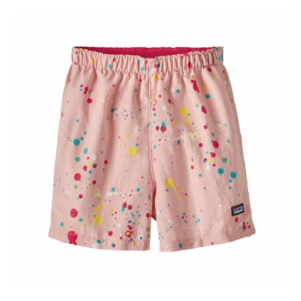 Patagonia Infant Baby Baggies Shorts PINK_SQSF