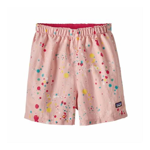 Patagonia Infant Baby Baggies Shorts Pink_sqsf