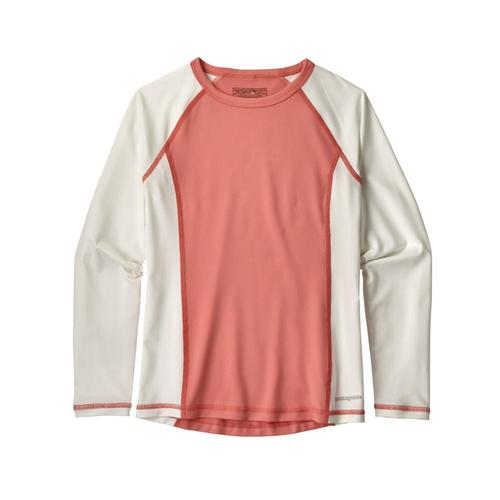 Patagonia Girls Long-Sleeved Silkweight Rashguard