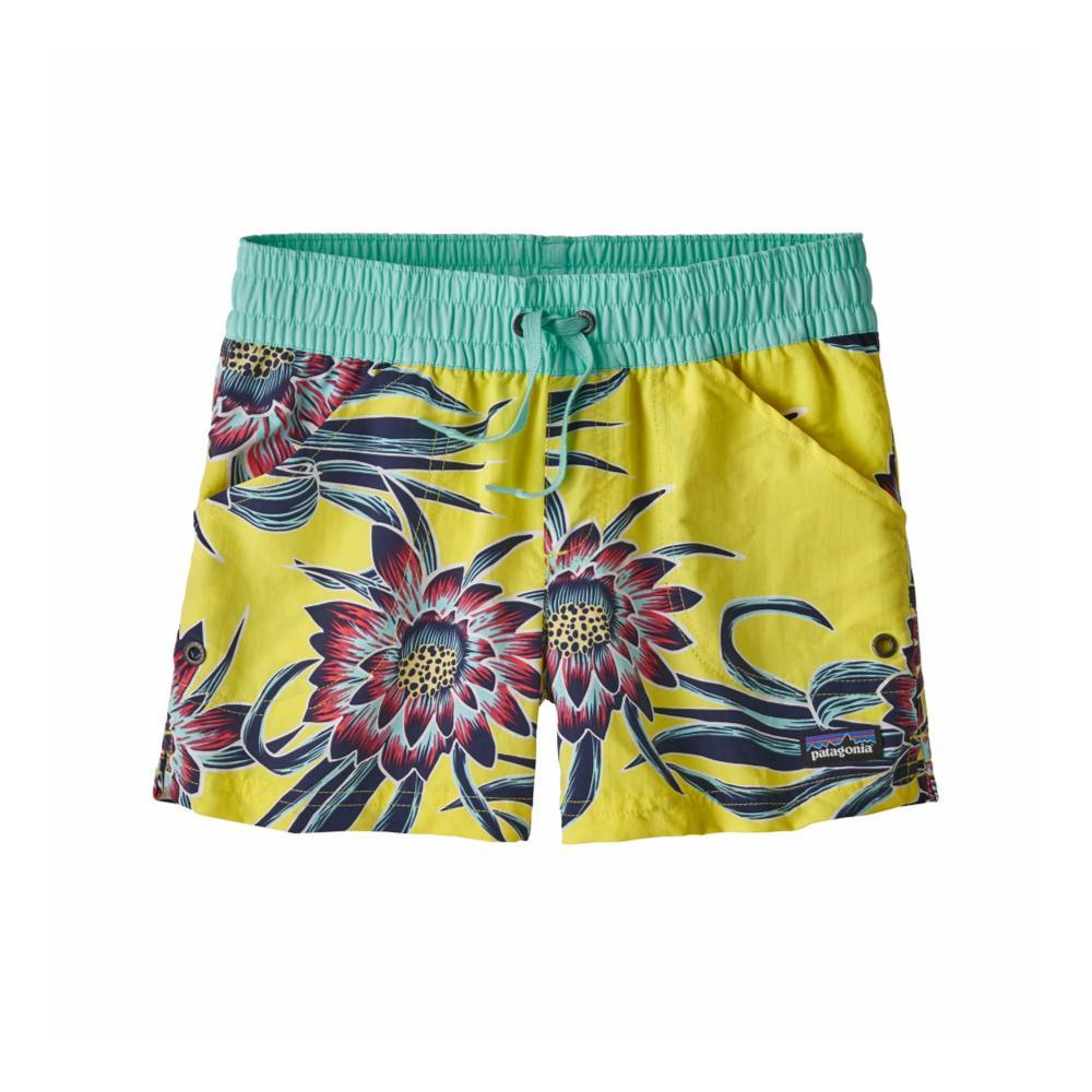 Patagonia Girls Costa Rica Baggies Shorts FLOWER_CEUS