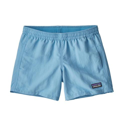Patagonia Girls Baggies Shorts Blue_bupb