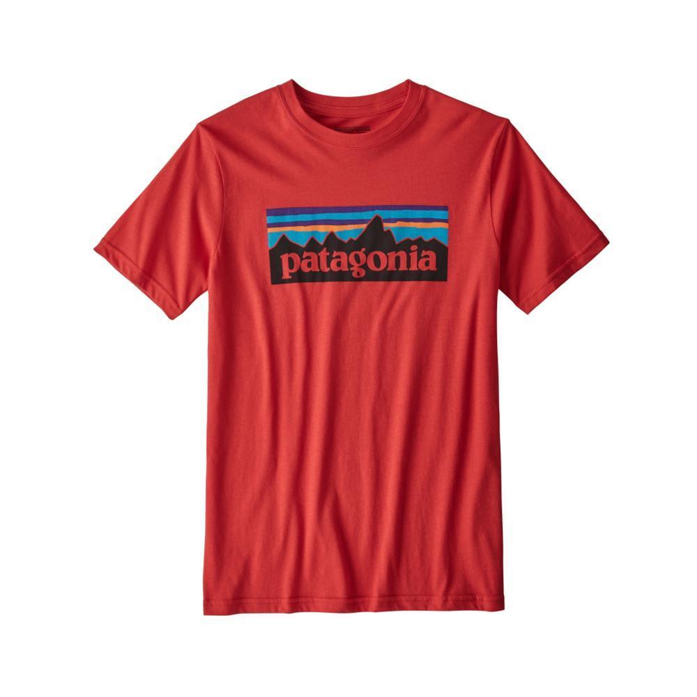 Patagonia Kids P- 6 Logo Organic T- Shirt