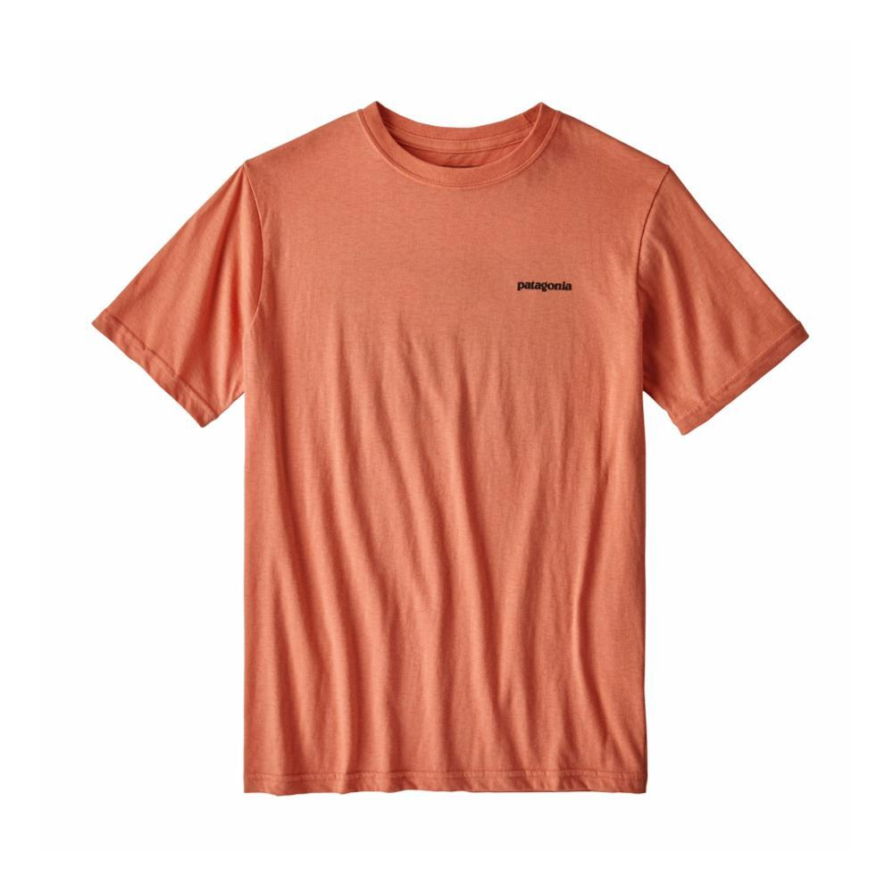 Patagonia Kids Up & Out Organic T-Shirt CORAL_QZCO