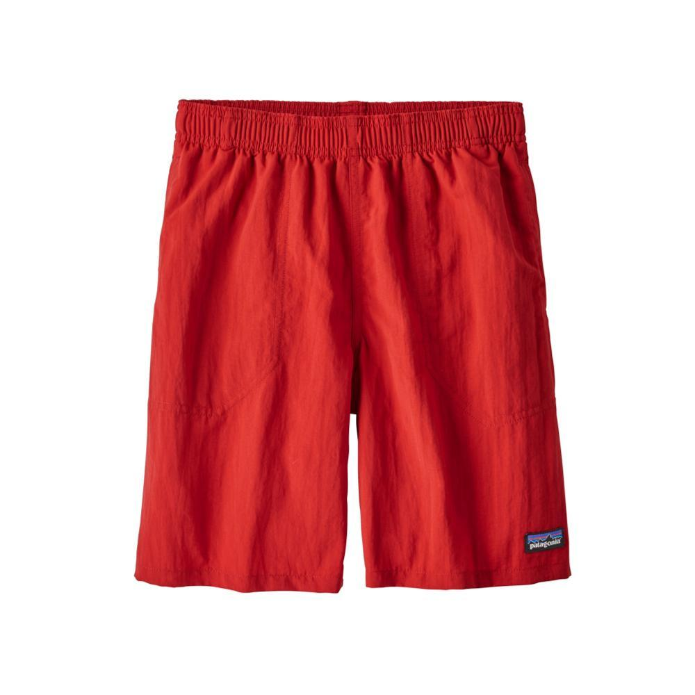 Patagonia Kids Baggies Shorts FIRE_FRE