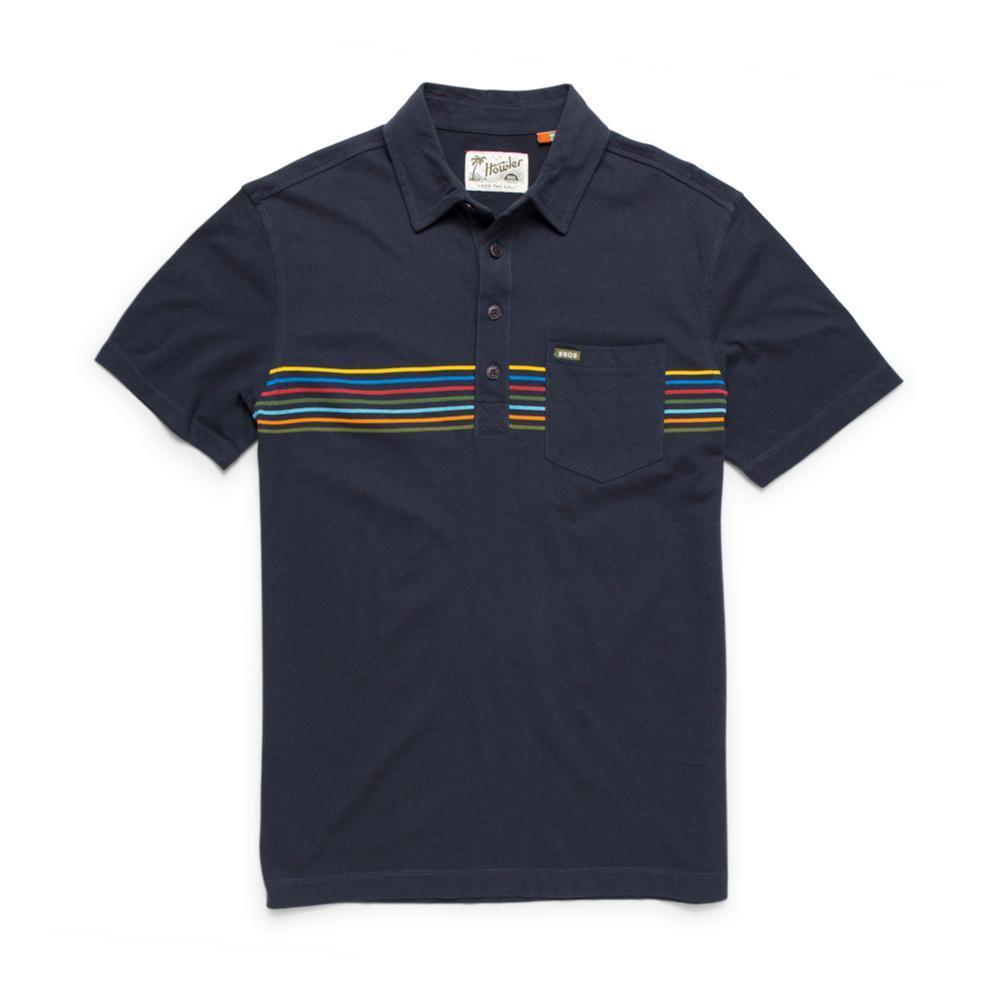 Howler Brothers Men's Crockett Polo Shirt