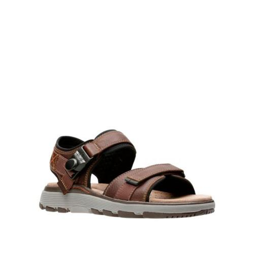 Clarks Men's Un Trek Part Sandals