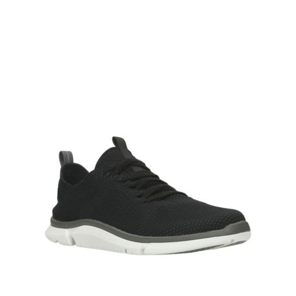Clarks Men's Triken Run Sneakers BLKCOMB