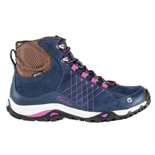 Oboz Women's Sapphire Mid B-Dry Shoes