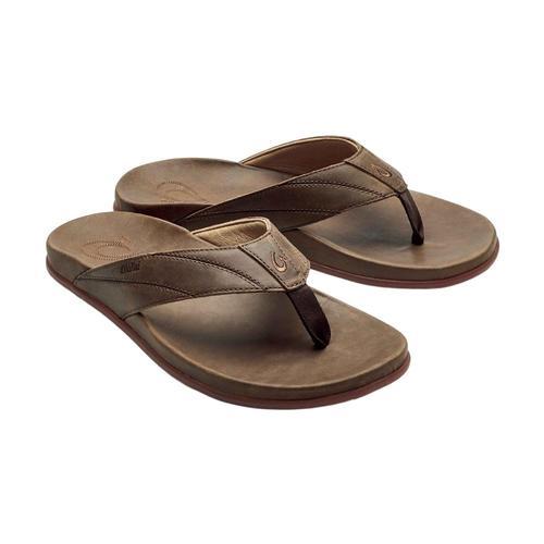 OluKai Men's Pikoi Flip Flops