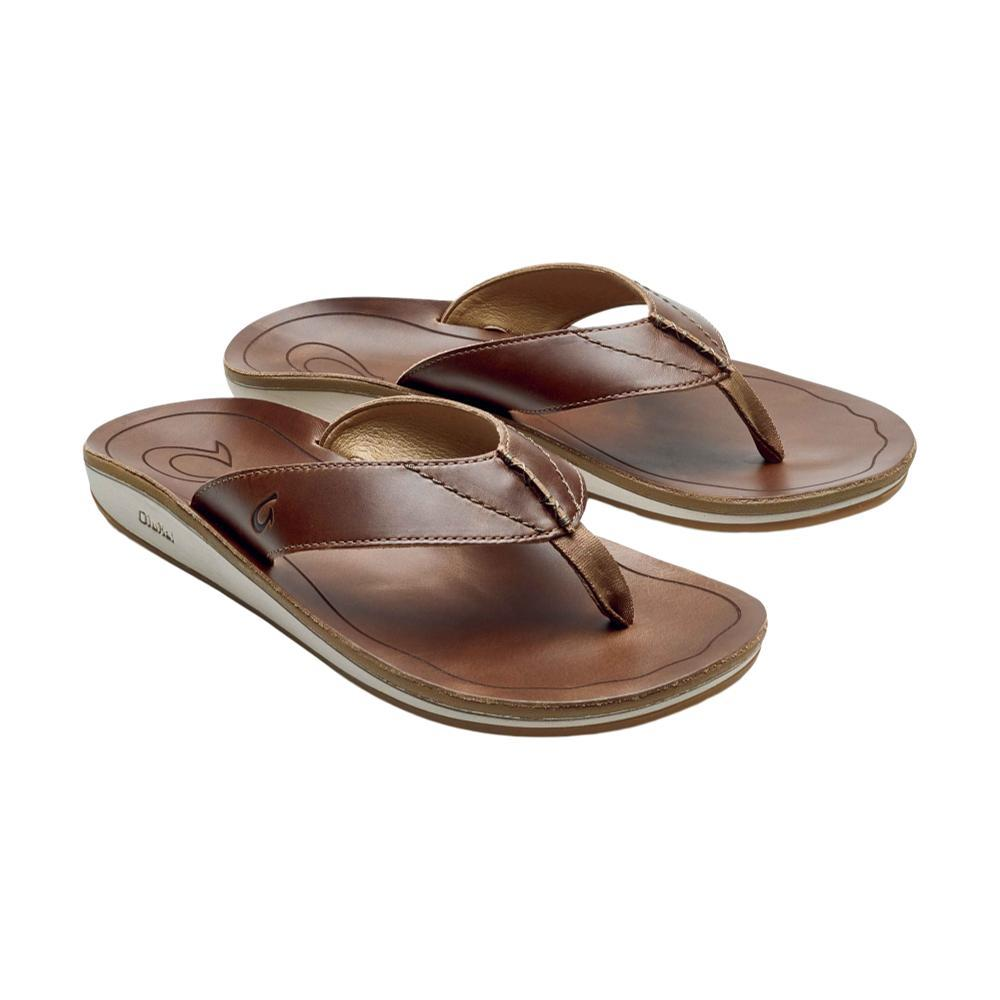 OluKai Men's Nohona 'Ili Sandals TAN.TAN_3434