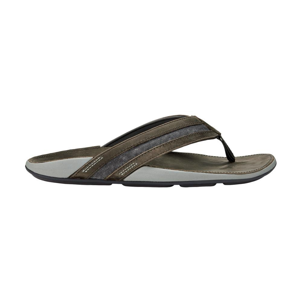 OluKai Men's Ikoi Sandals CHAR.CHAR_2626