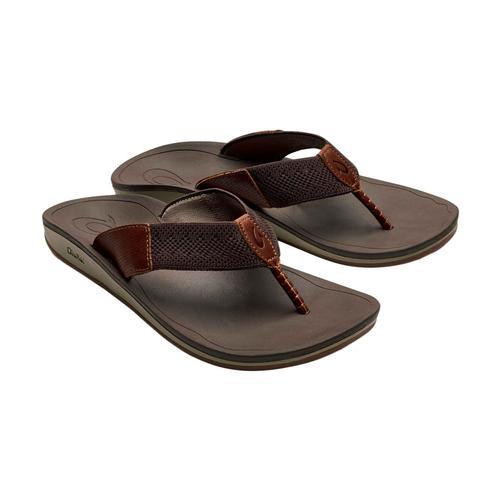 OluKai Men's Nohona Ulana Sandals