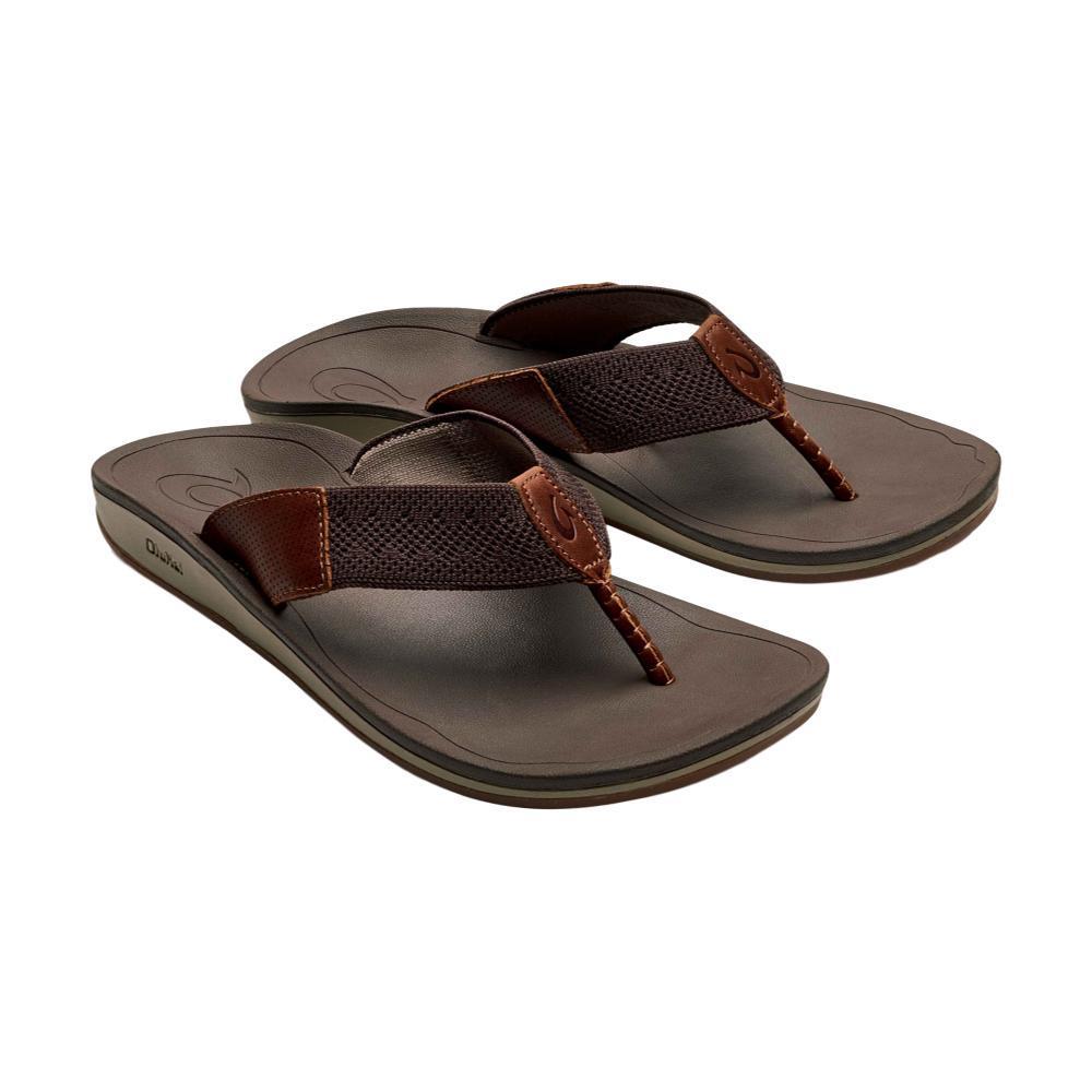 OluKai Men's Nohona Ulana Sandals DKWD.DKWD_6363