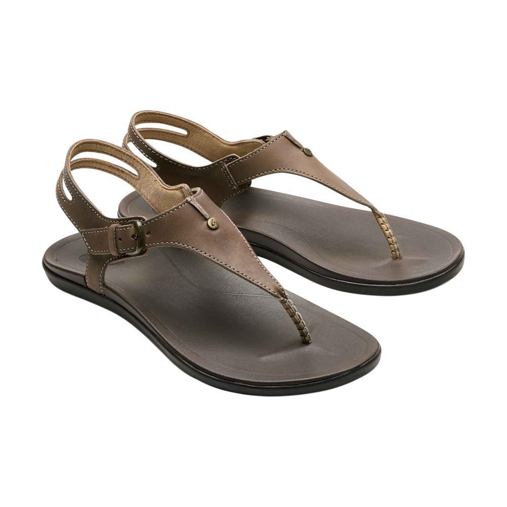 OluKai Women's Eheu Sandals CLAY