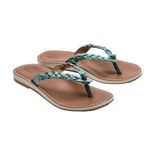OluKai Women's Kahiko Sandals Seatan