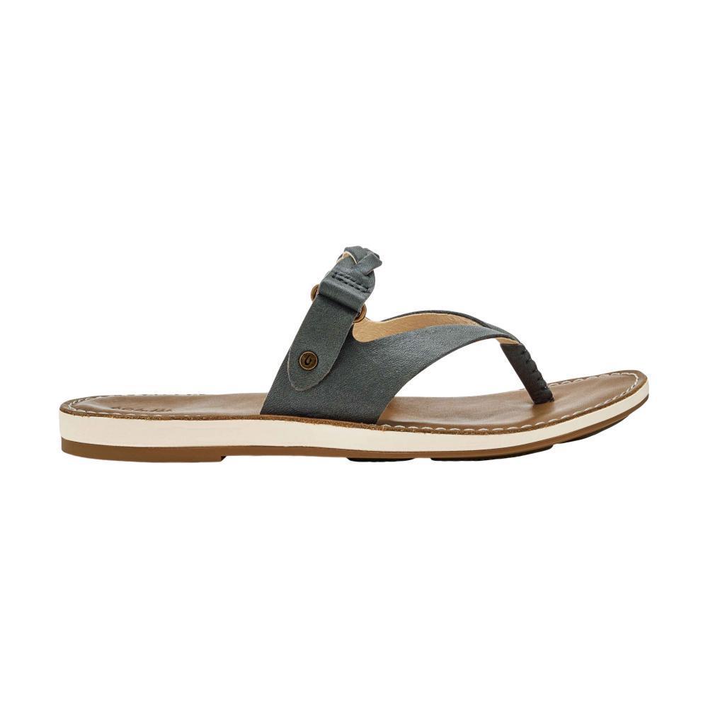 OluKai Women's Kahikolu Sandals SLATETAN