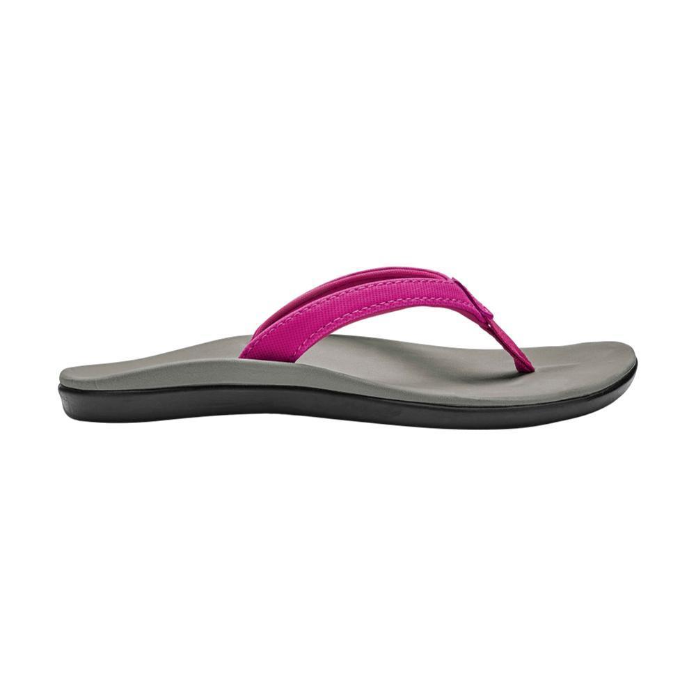 OluKai Girls Ho'opio Sandals GRAPEJUICE