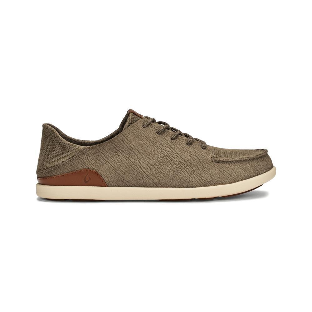 Olukai Men's Manoa Leather Sneakers CLAY_1033