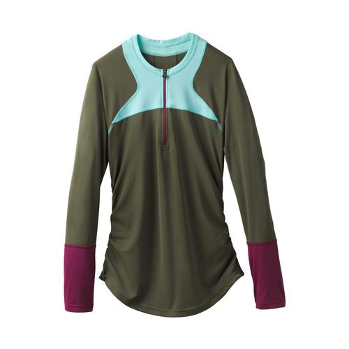 prAna Women's Long Sleeve Martine Sun Top